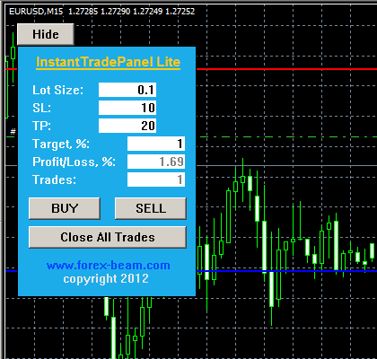 For scripts programming metatrader