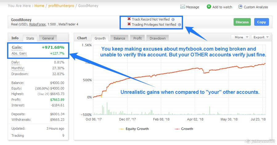 smart trader myfxbook forex