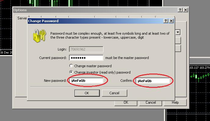 MetaTrader Verification